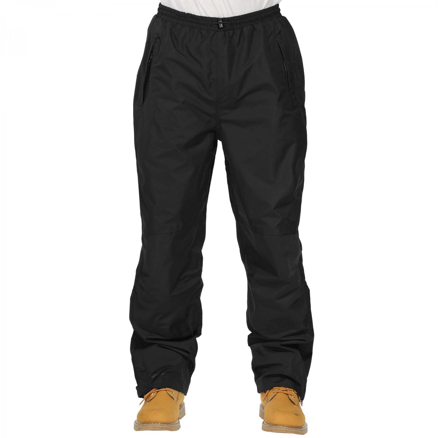 Linton Overtrousers Black