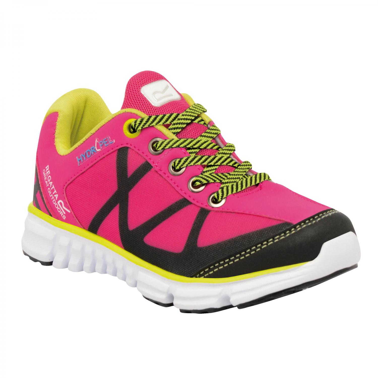 Hyper-Trail Low Junior Shoe Jem Neon