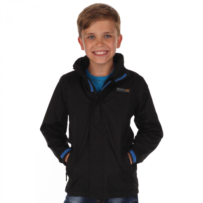 Greenhill II Jacket Black