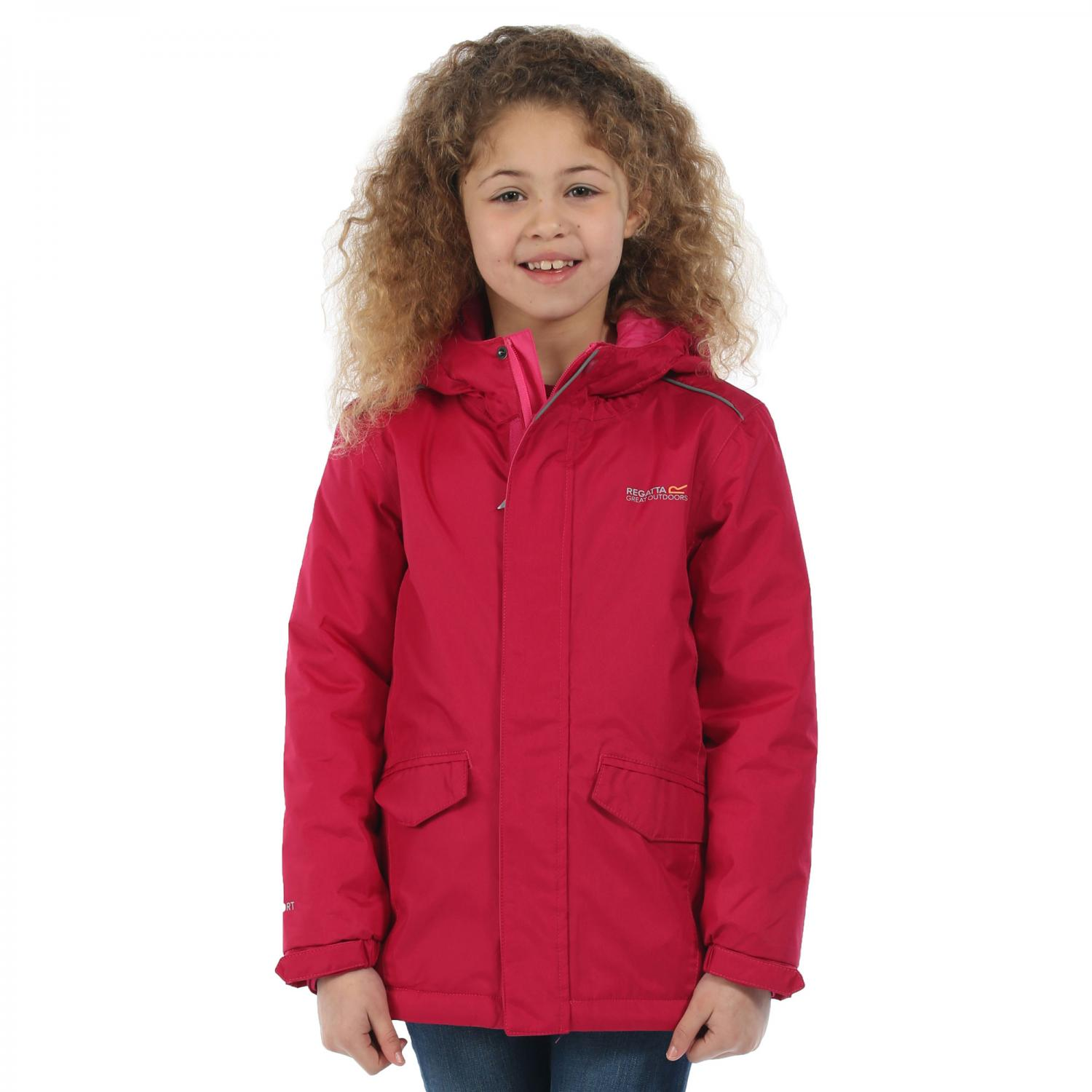 Hurdle Jacket Dark Cerise