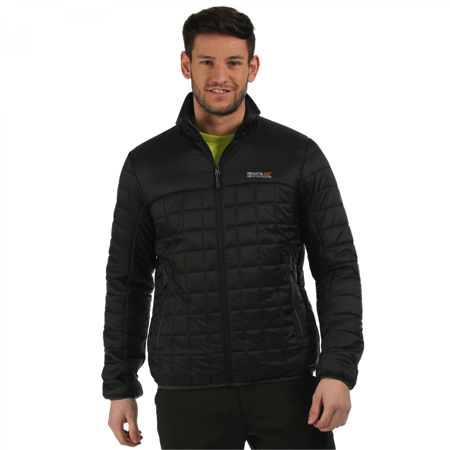 Highfell II Jacket Black