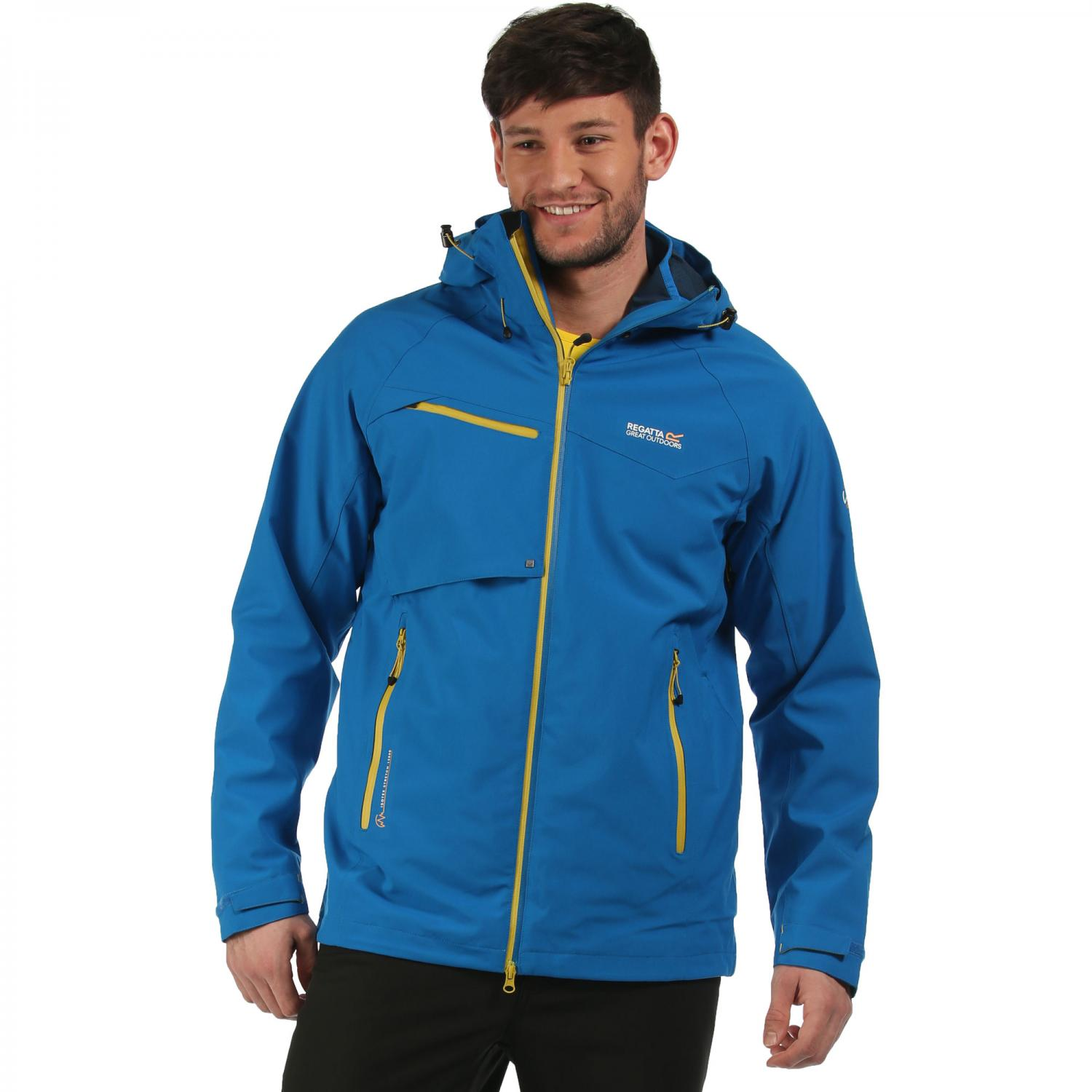 Glyder II 3 in 1 Jacket Imperial Blue