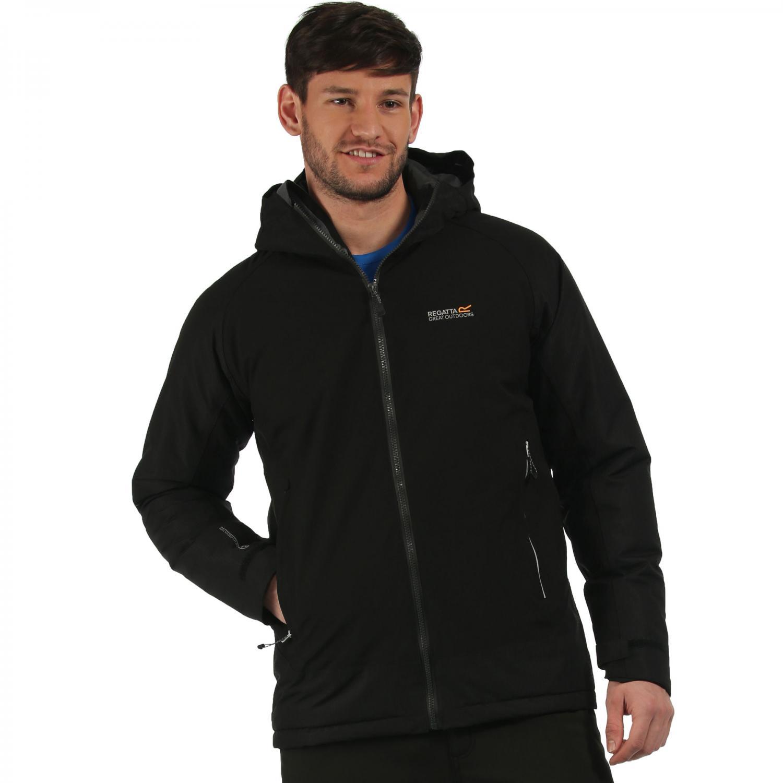 Grisedale Hybrid Jacket Black
