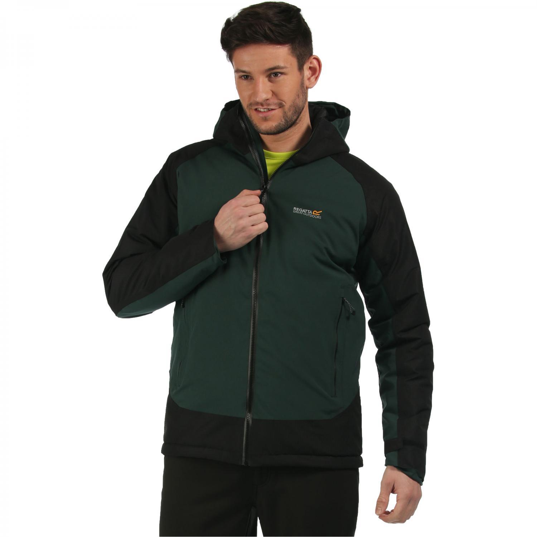 Grisedale Hybrid Jacket Dark Spruce