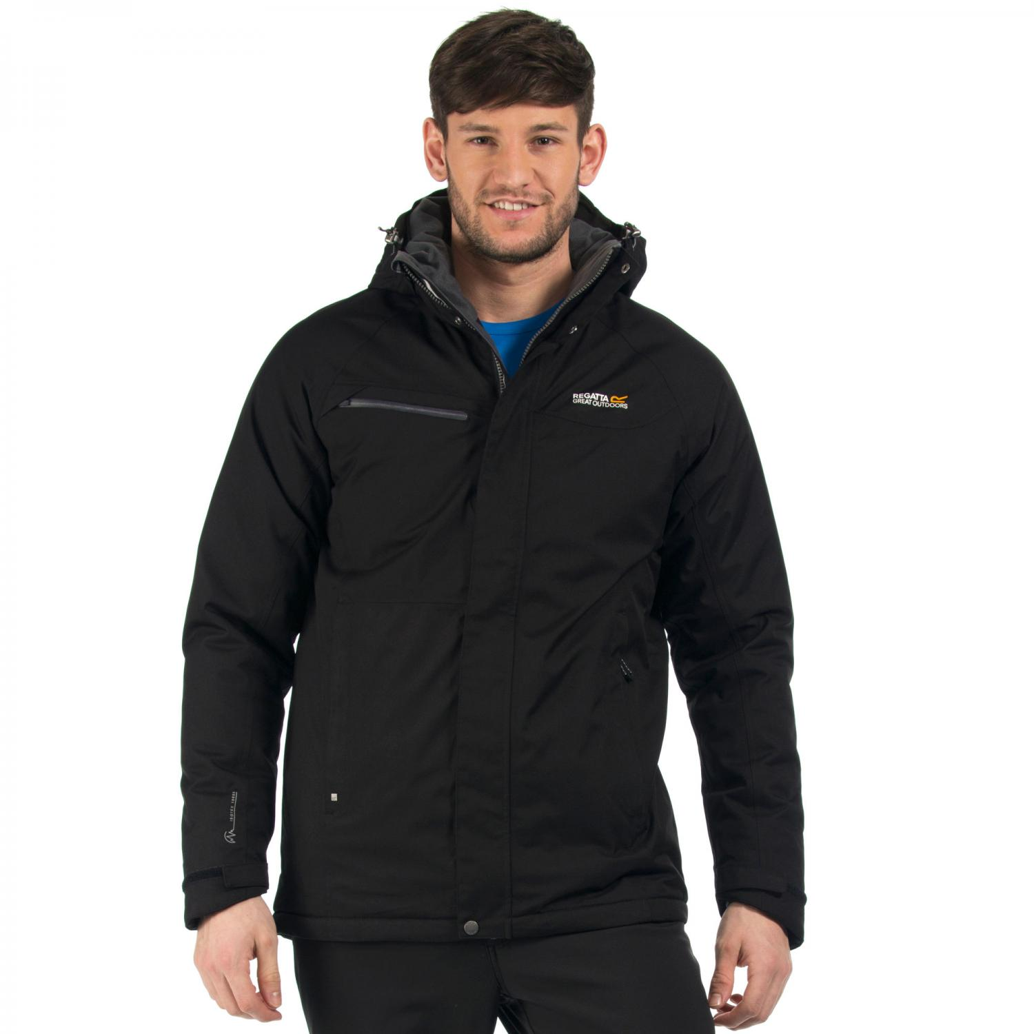 Highside Jacket Black