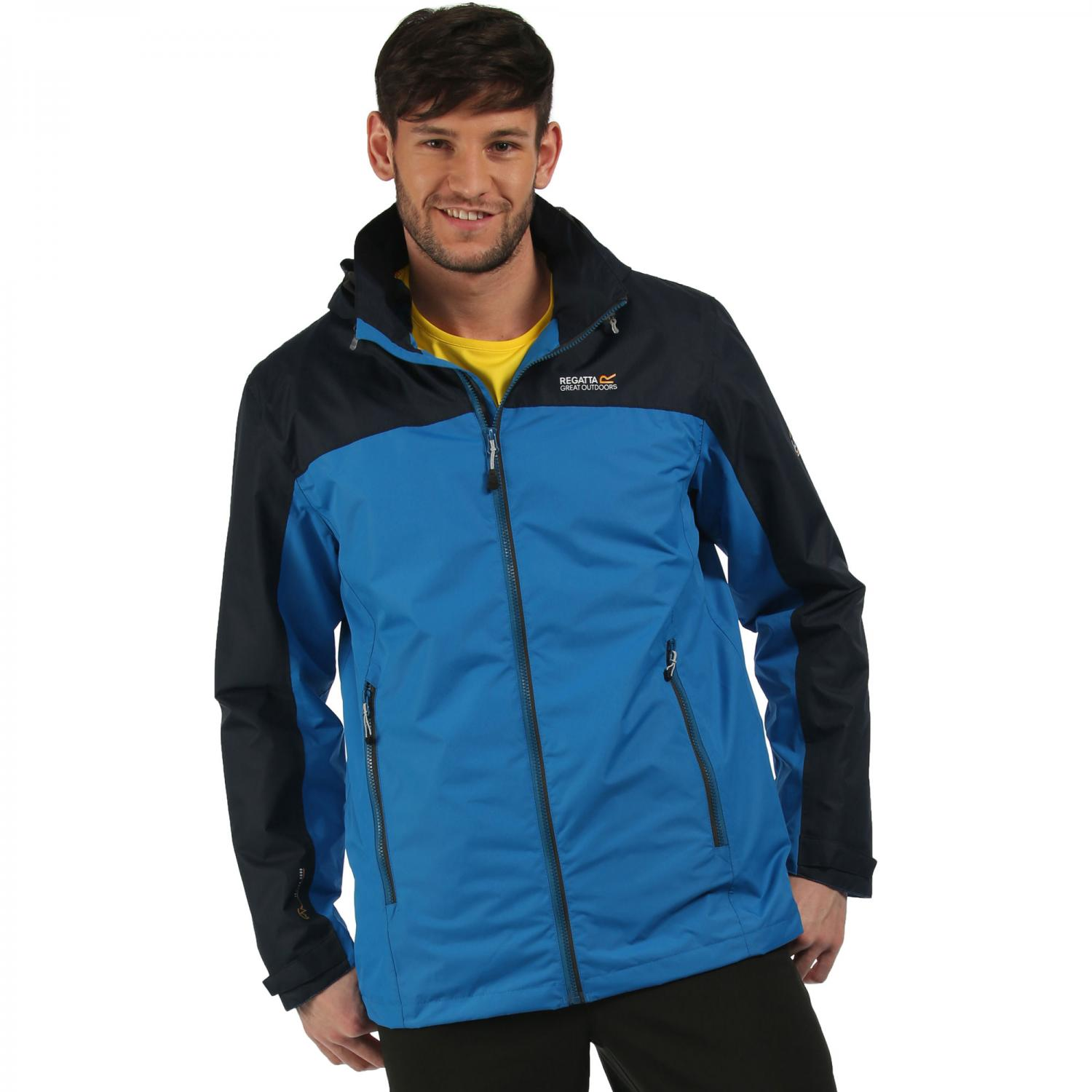 Backmoor 3 in 1 Jacket Imperial Blue Navy