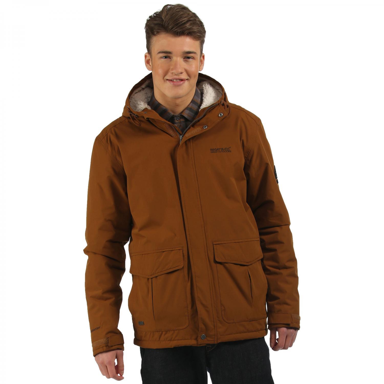 Sternway Jacket Brown Tan