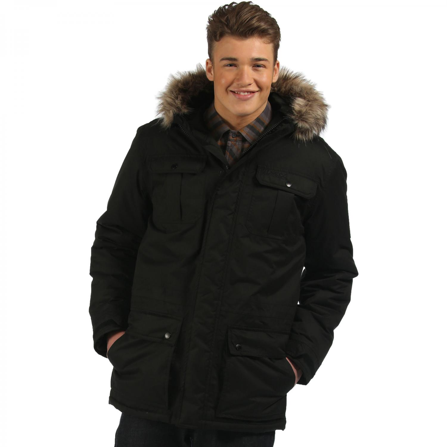 Saltoro Parka Jacket Black