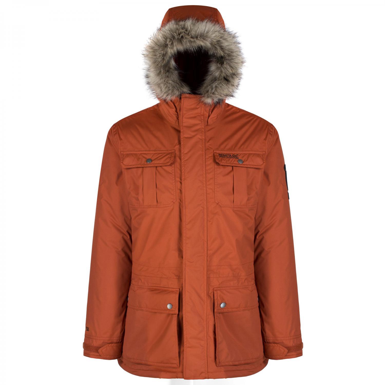 Saltoro Parka Jacket Rust