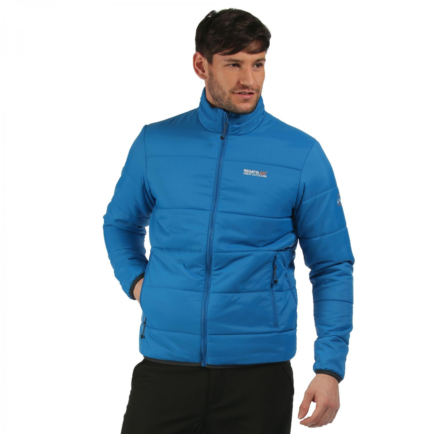 Zyber Jacket Imperial Blue