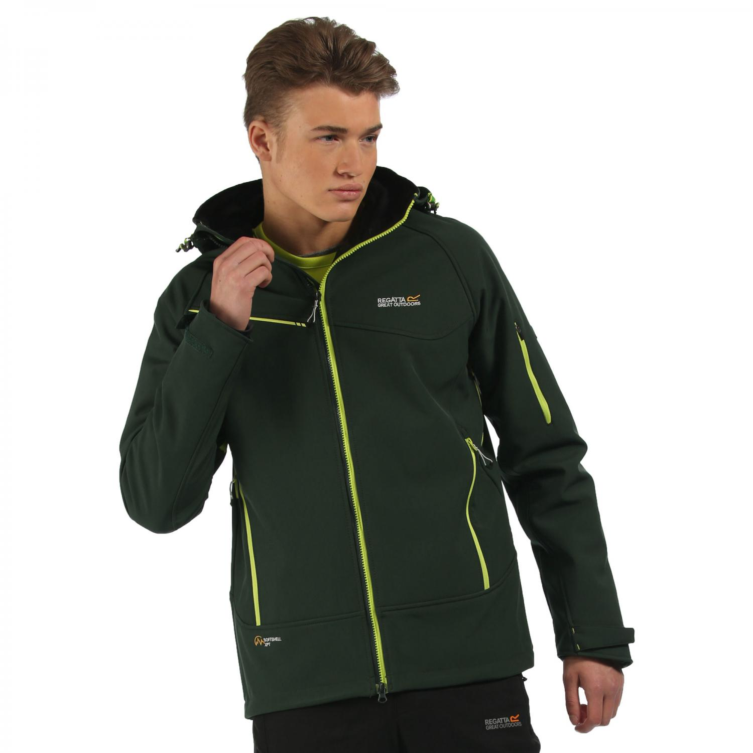 Hewitts II Jacket Dark Spruce