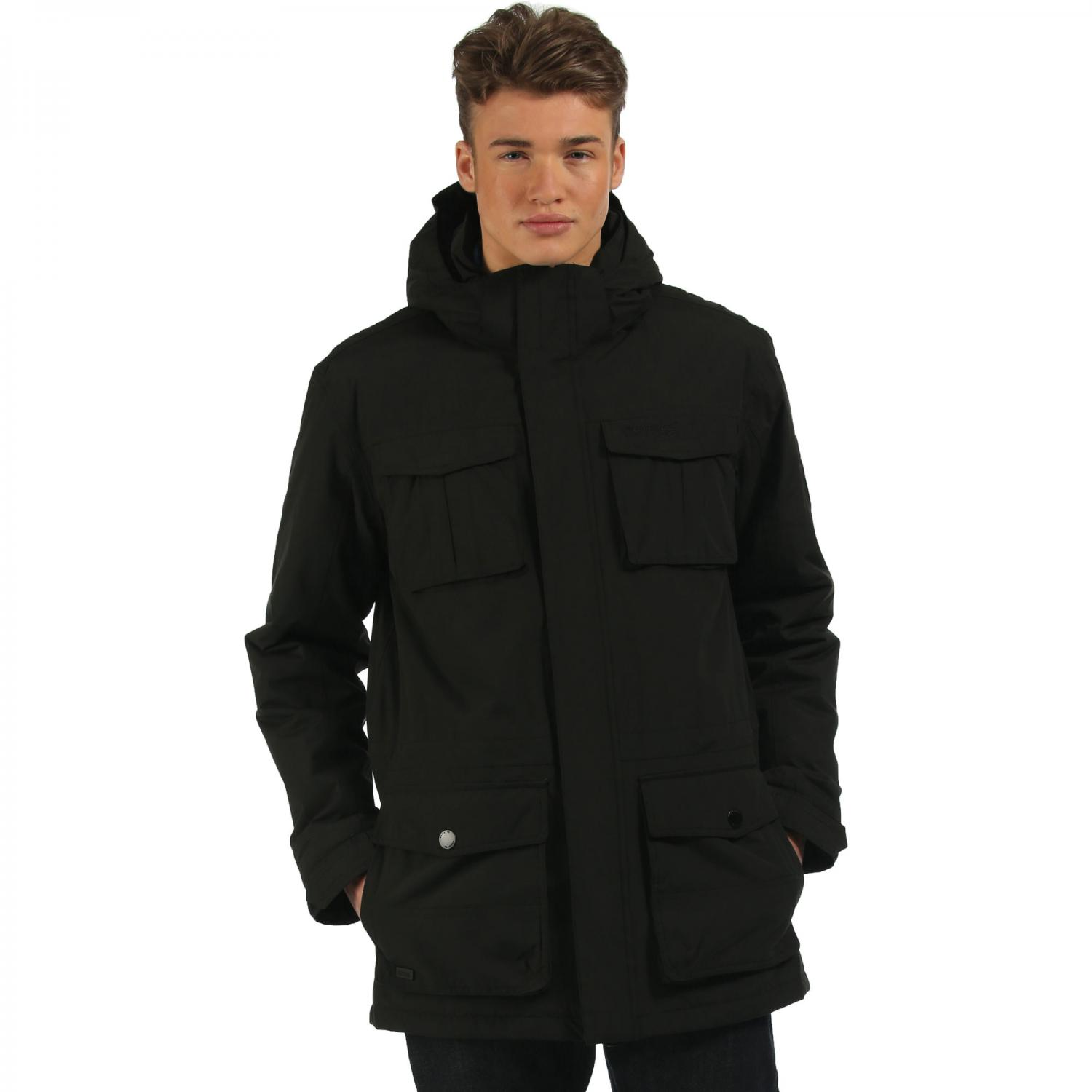 Penkar Jacket Black