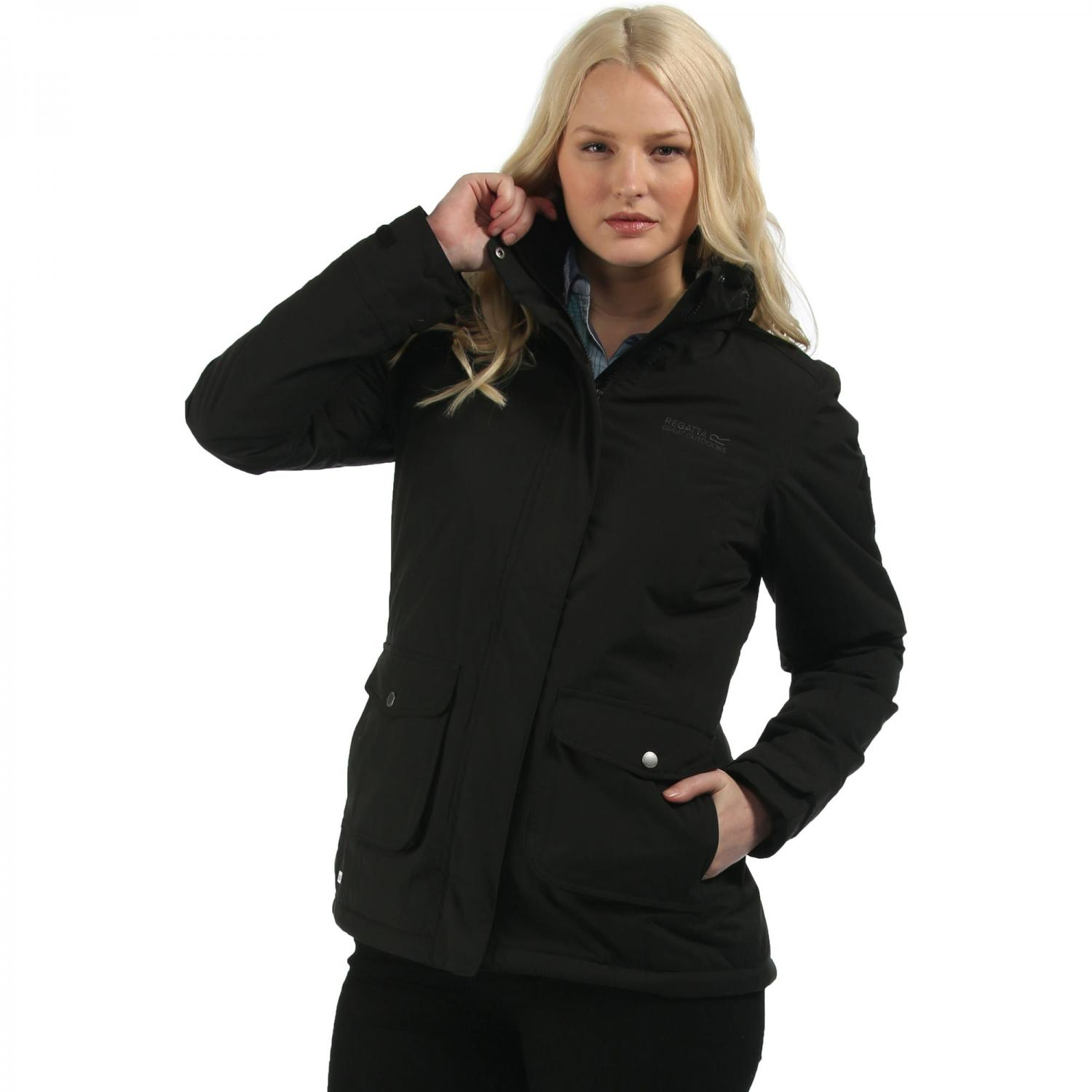 Solandra Jacket Black