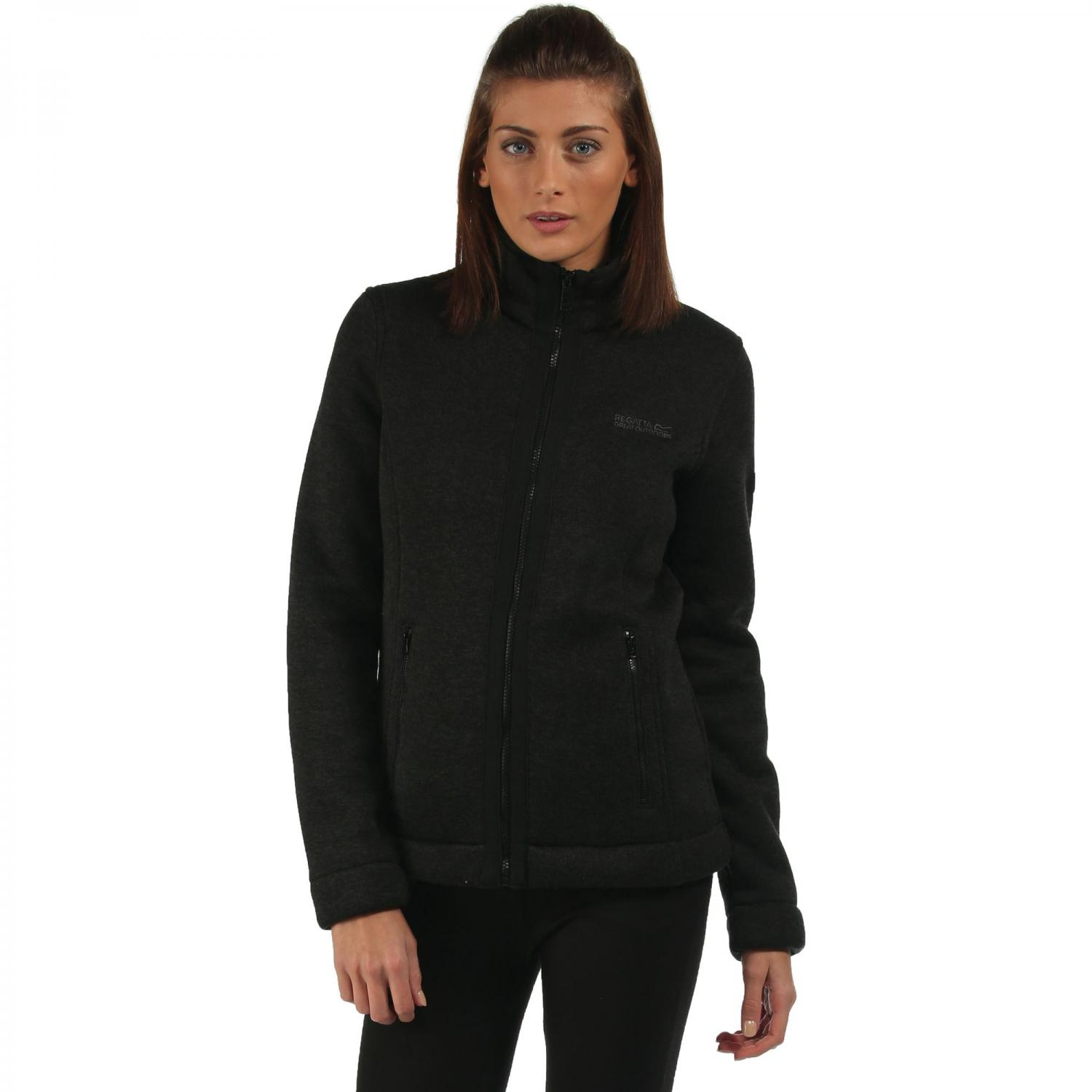 Ranita Fleece Black