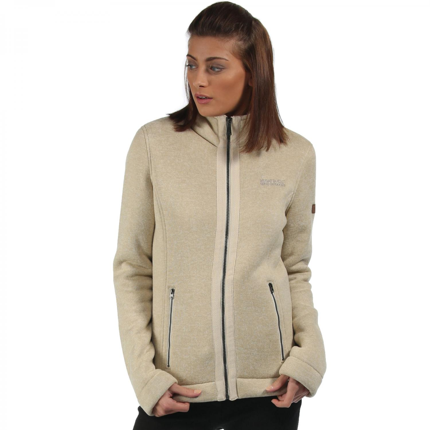 Ranita Fleece Light Vanilla
