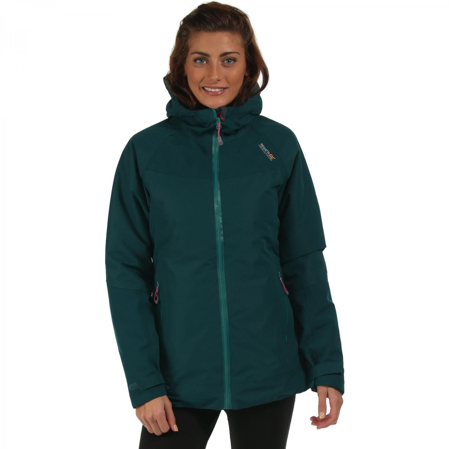Womens Grisedale Hybrid Jacket Deep Teal