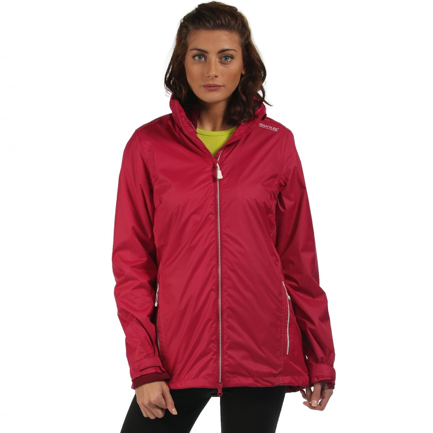 Alabama II 3 in 1 Jacket Dark Cerise