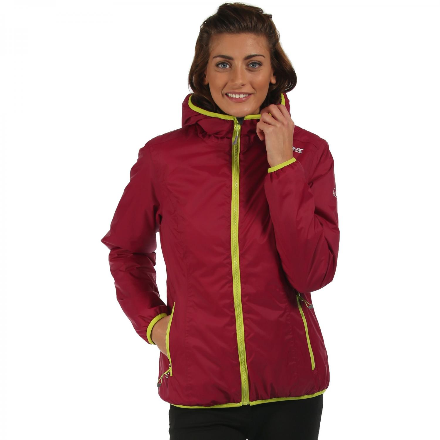 Womens Tuscan Jacket Beetroot
