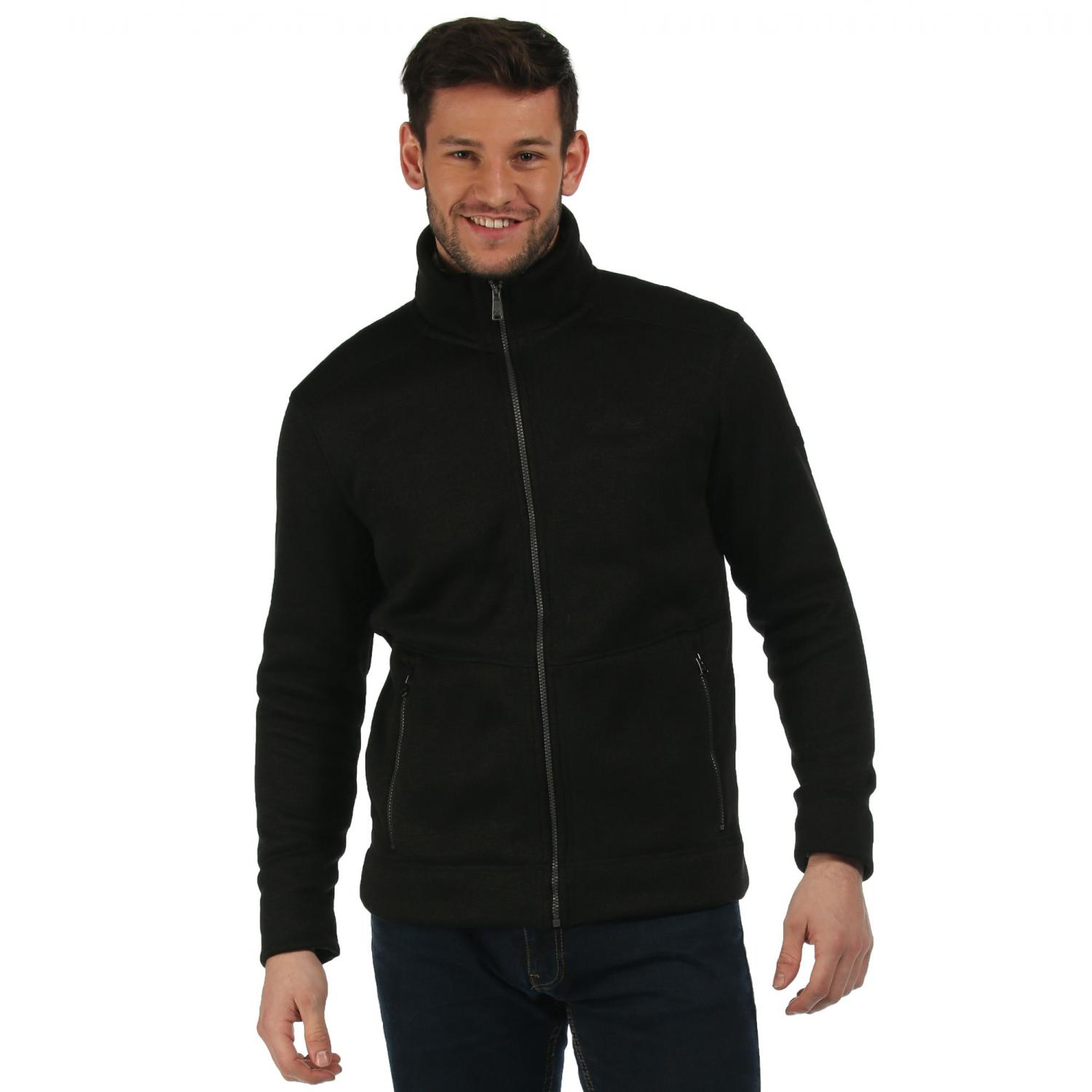 Braizer Fleece Black