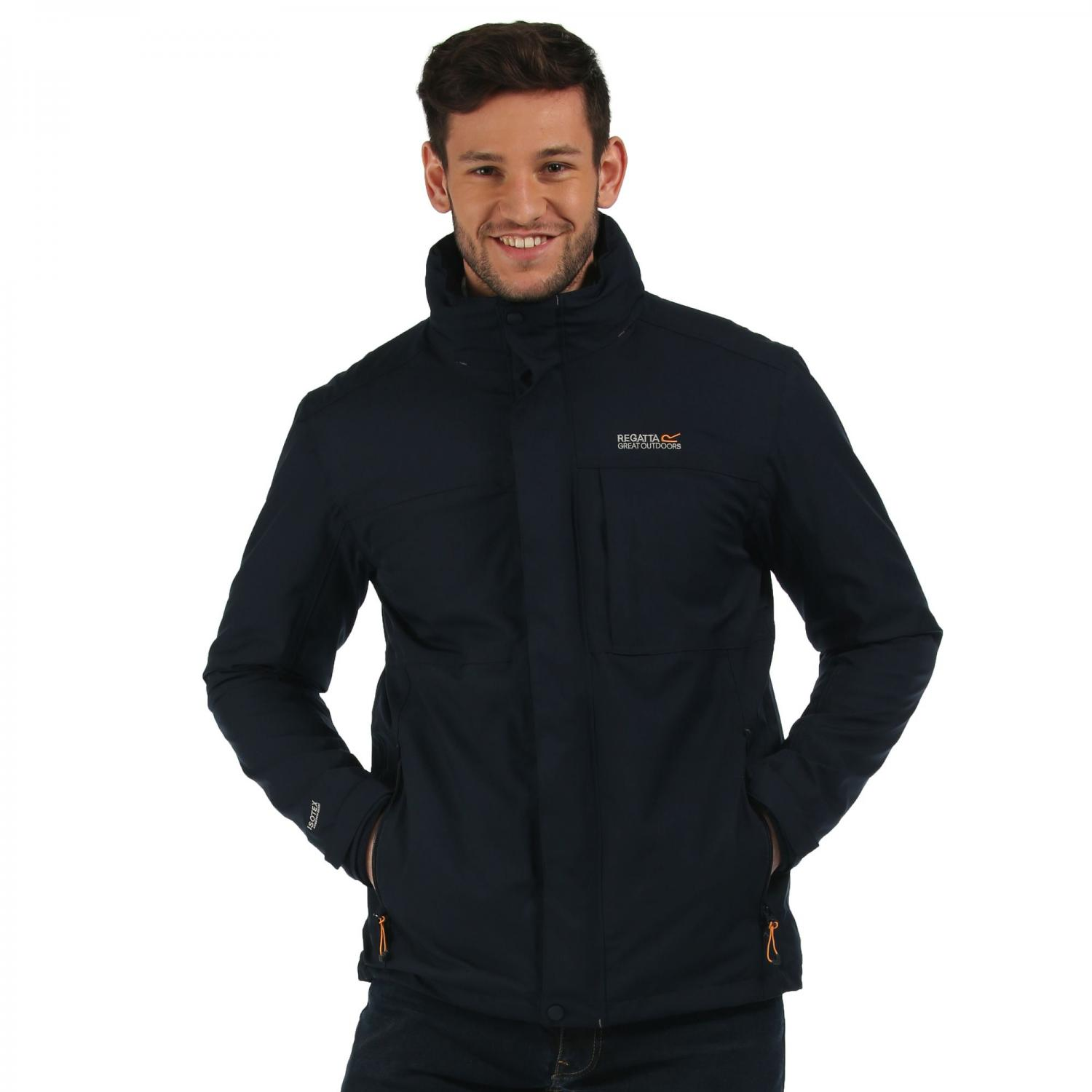 Northmore 3 in 1 Jacket Navy