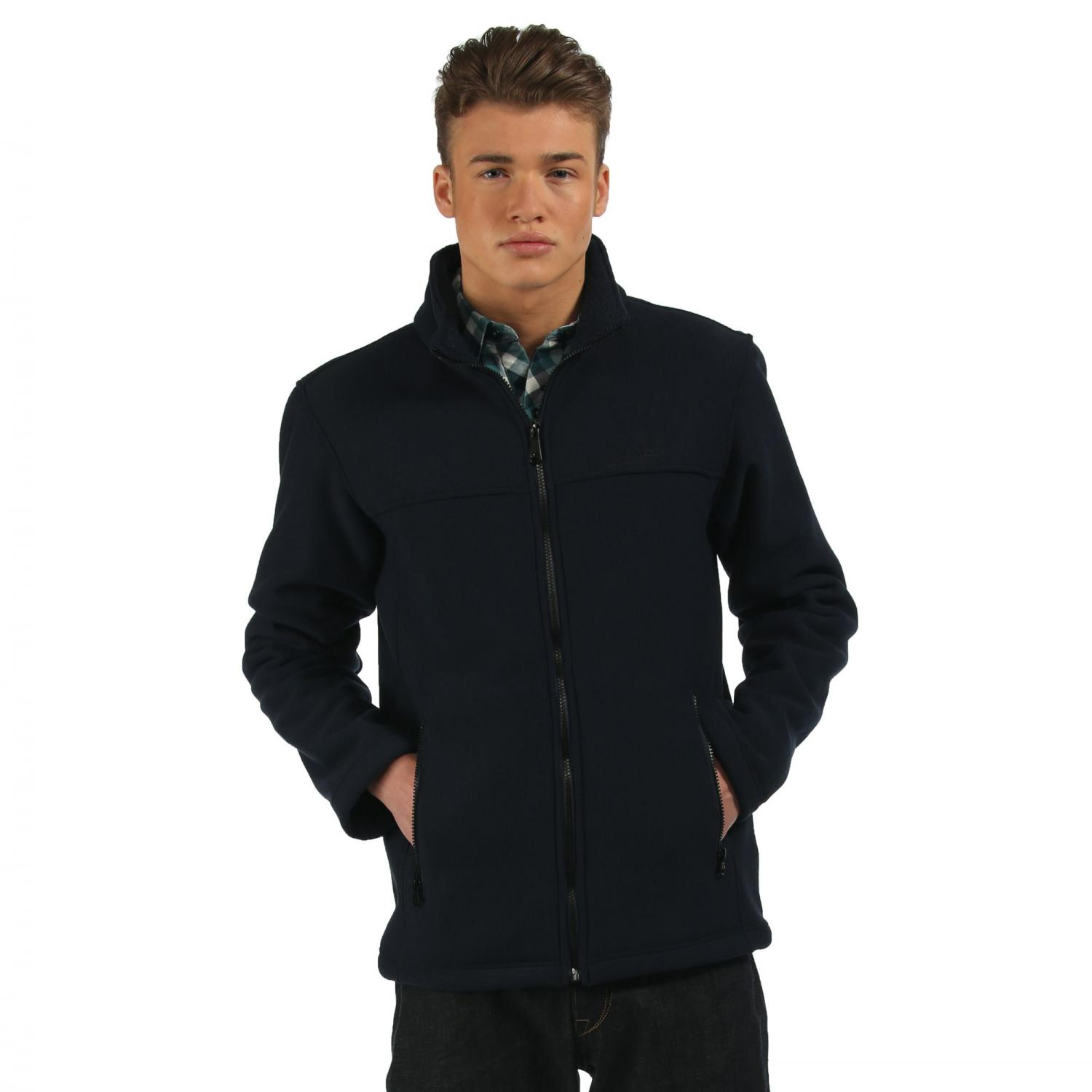 Gibben Fleece Navy
