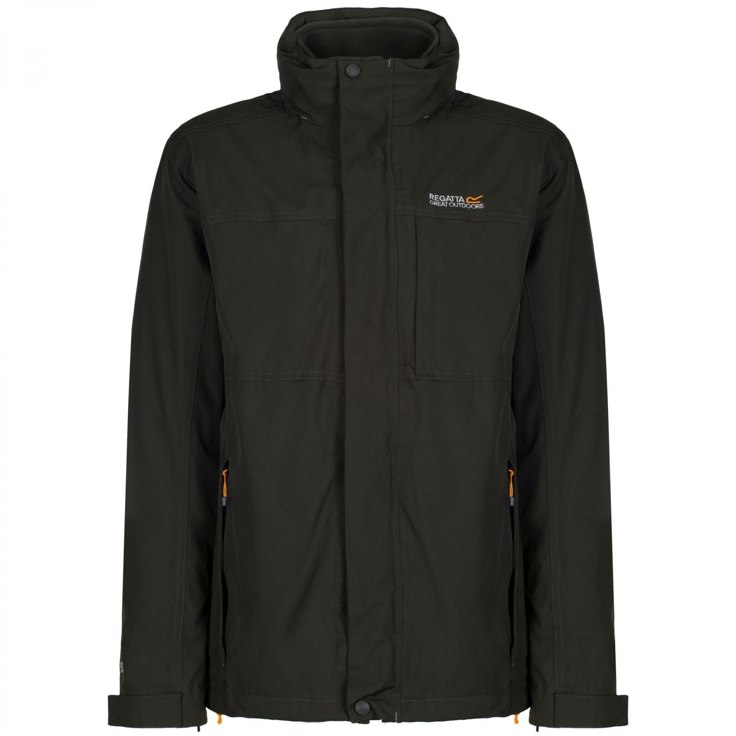 Northmore 3 in 1 Jacket Bayleaf