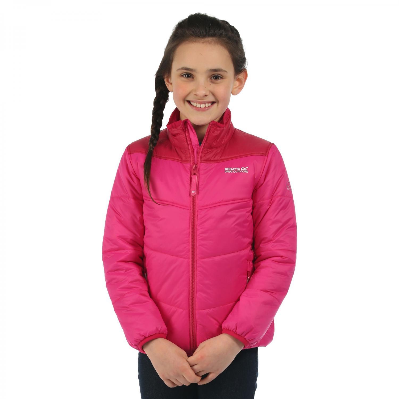 Icebound II Jacket Jem Cerise