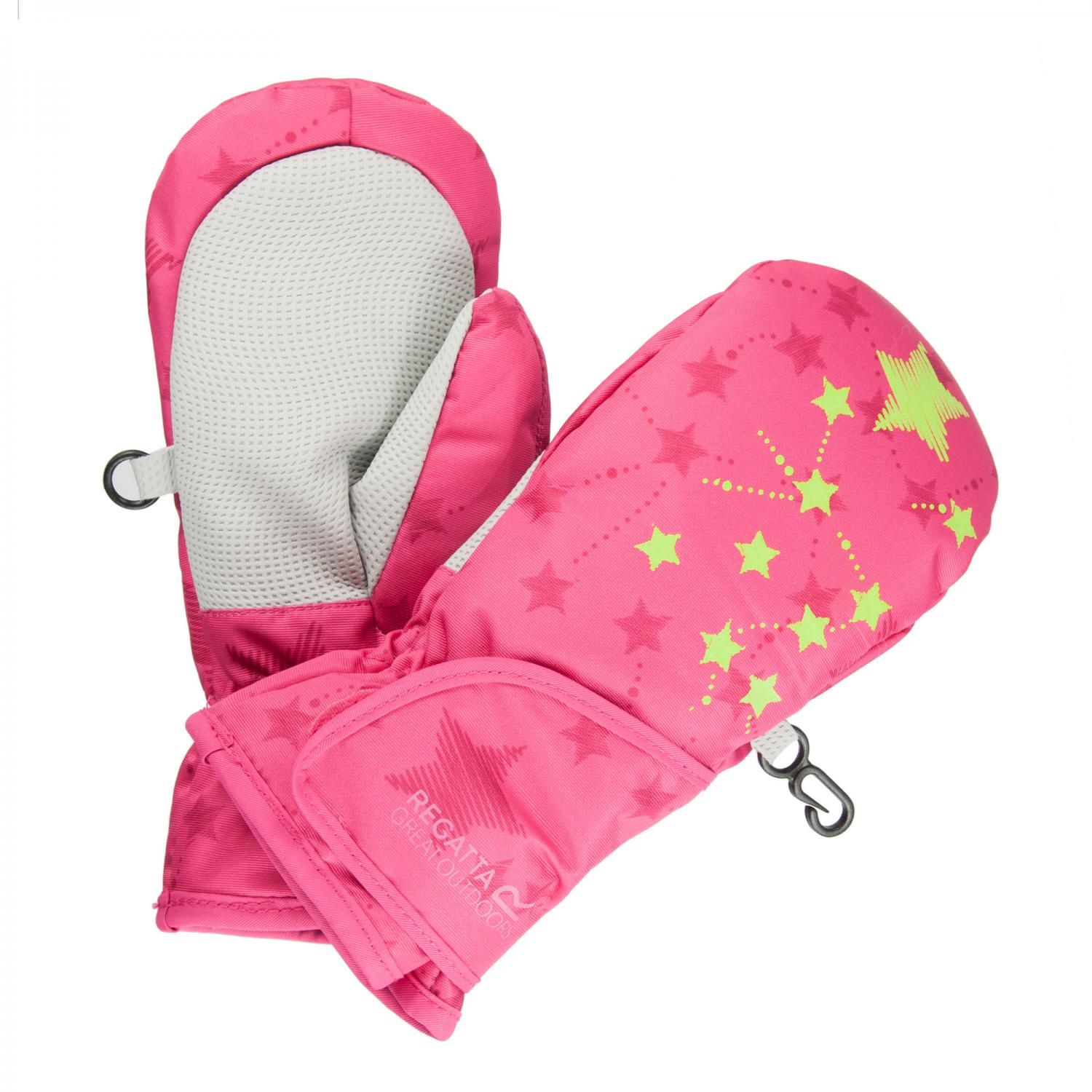 Kids Padded Spatter Mitts II Jem Star
