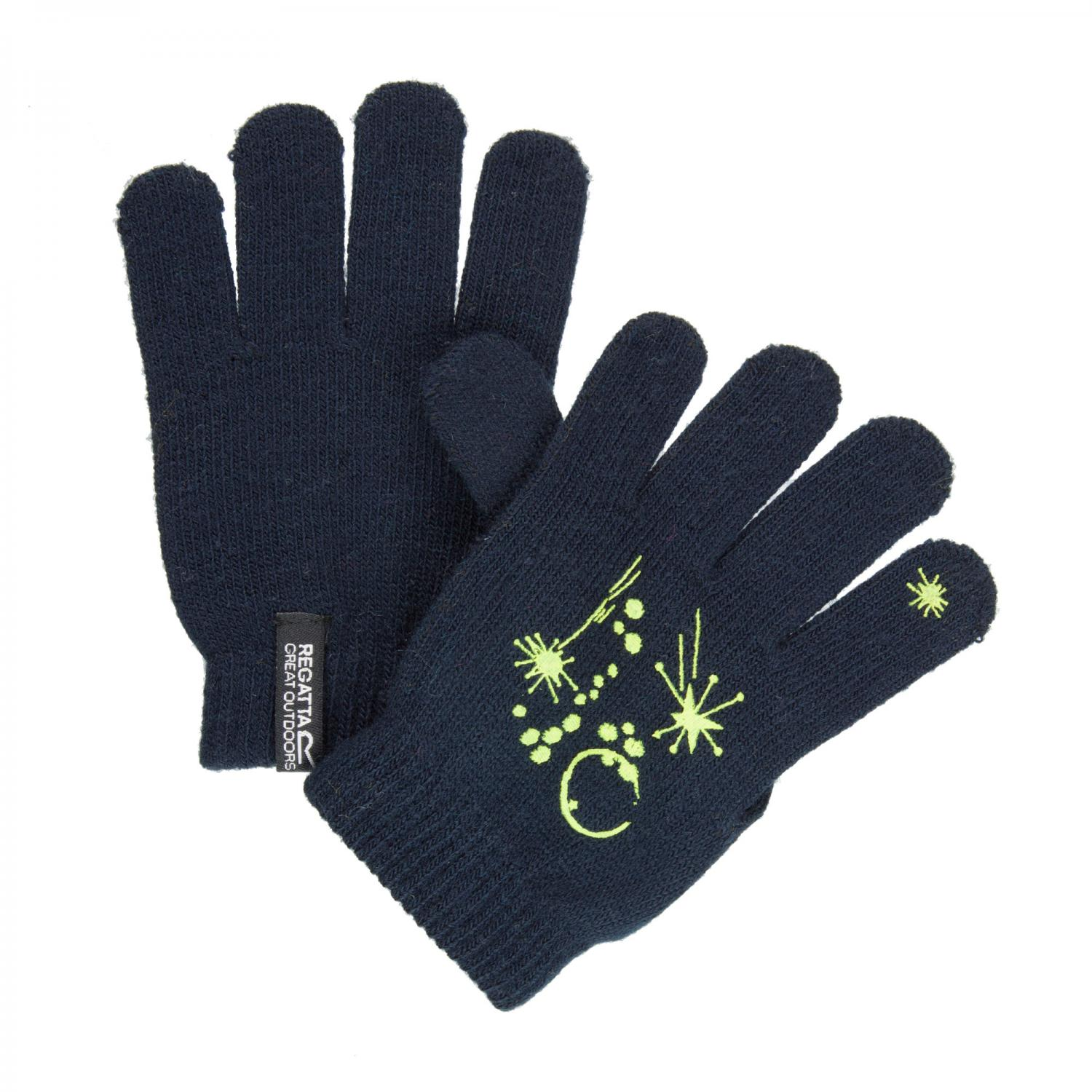 Kids Clutch Glove Navy