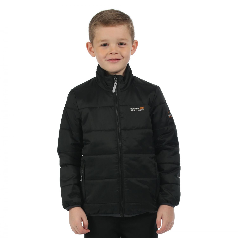 Zyber Jacket Black