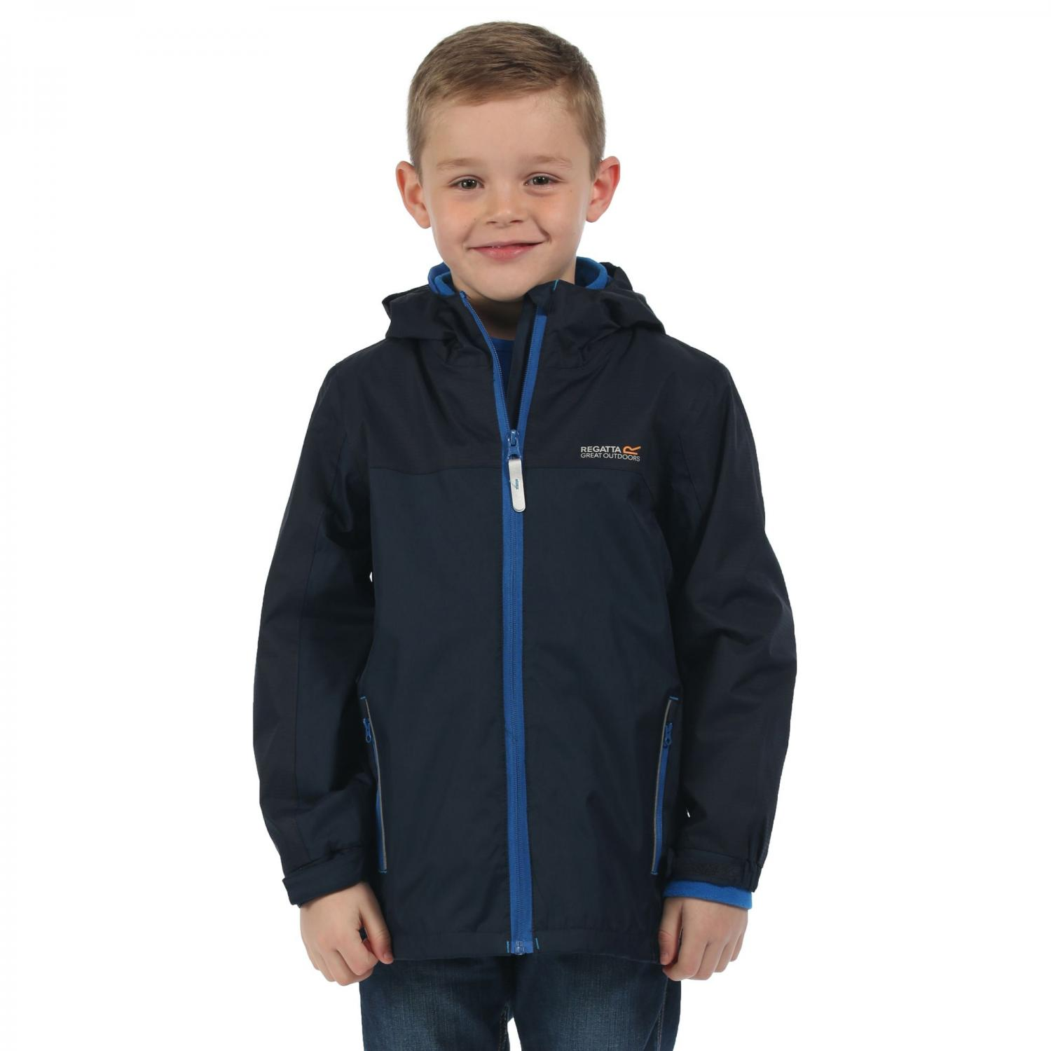 Luca III 3 in 1 Jacket Navy Oxford Blue