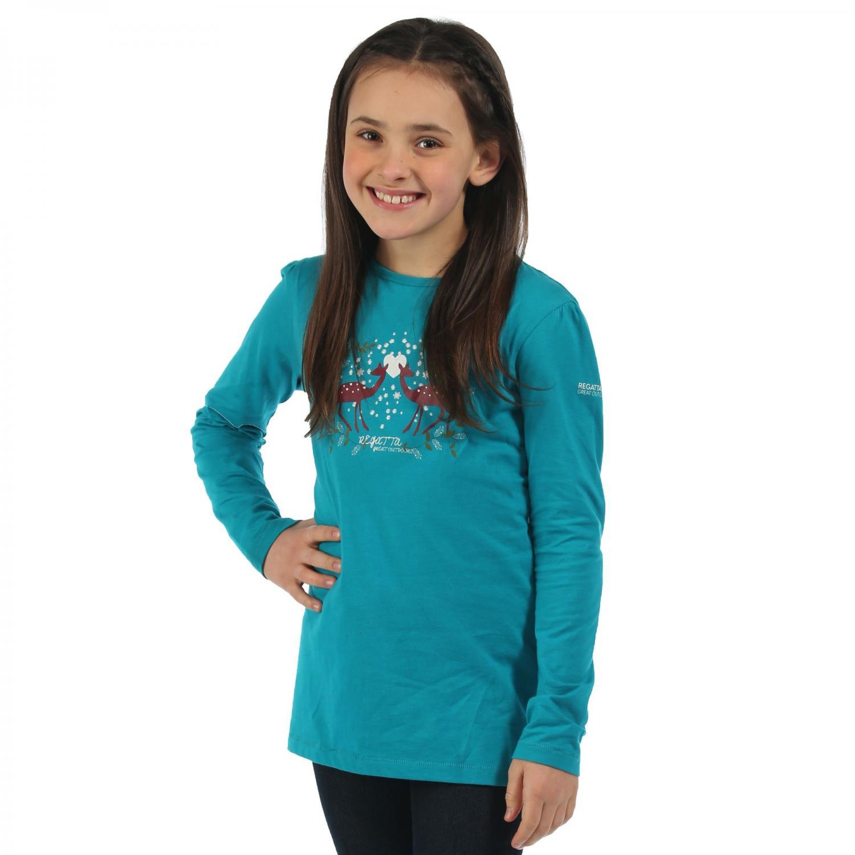 Wilder Long Sleeve T-Shirt Enamel
