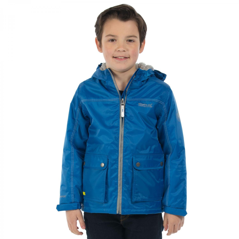 Malham Jacket Oxford Blue