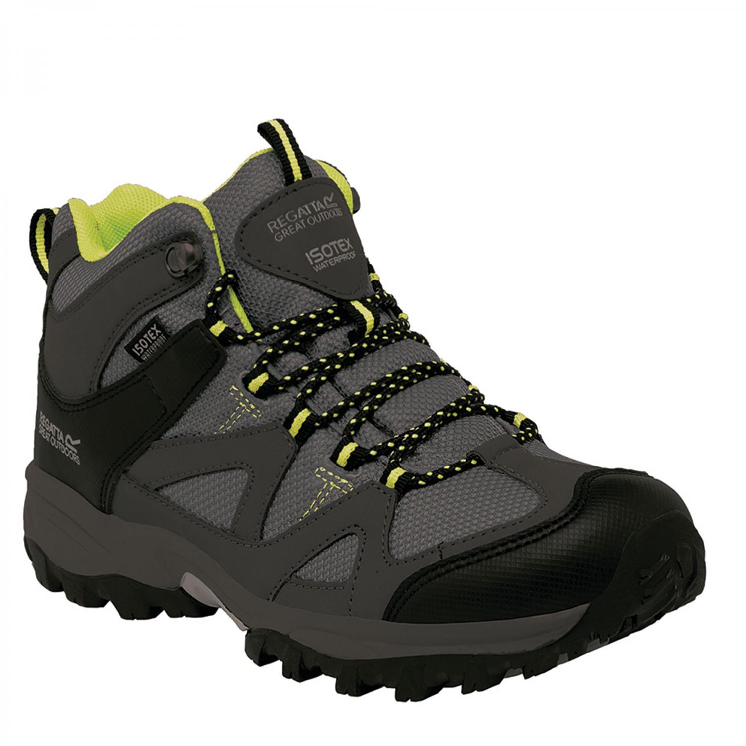 Lady Gatlin Mid Walking Boot Granite Lime