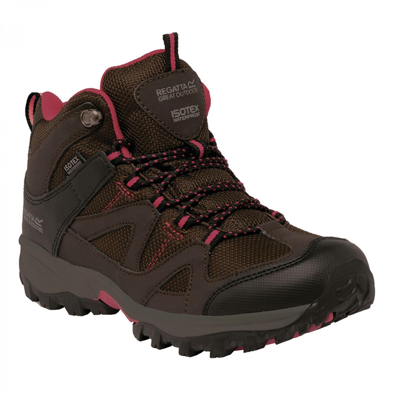 Lady Gatlin Mid Walking Boot Peat Vivacious