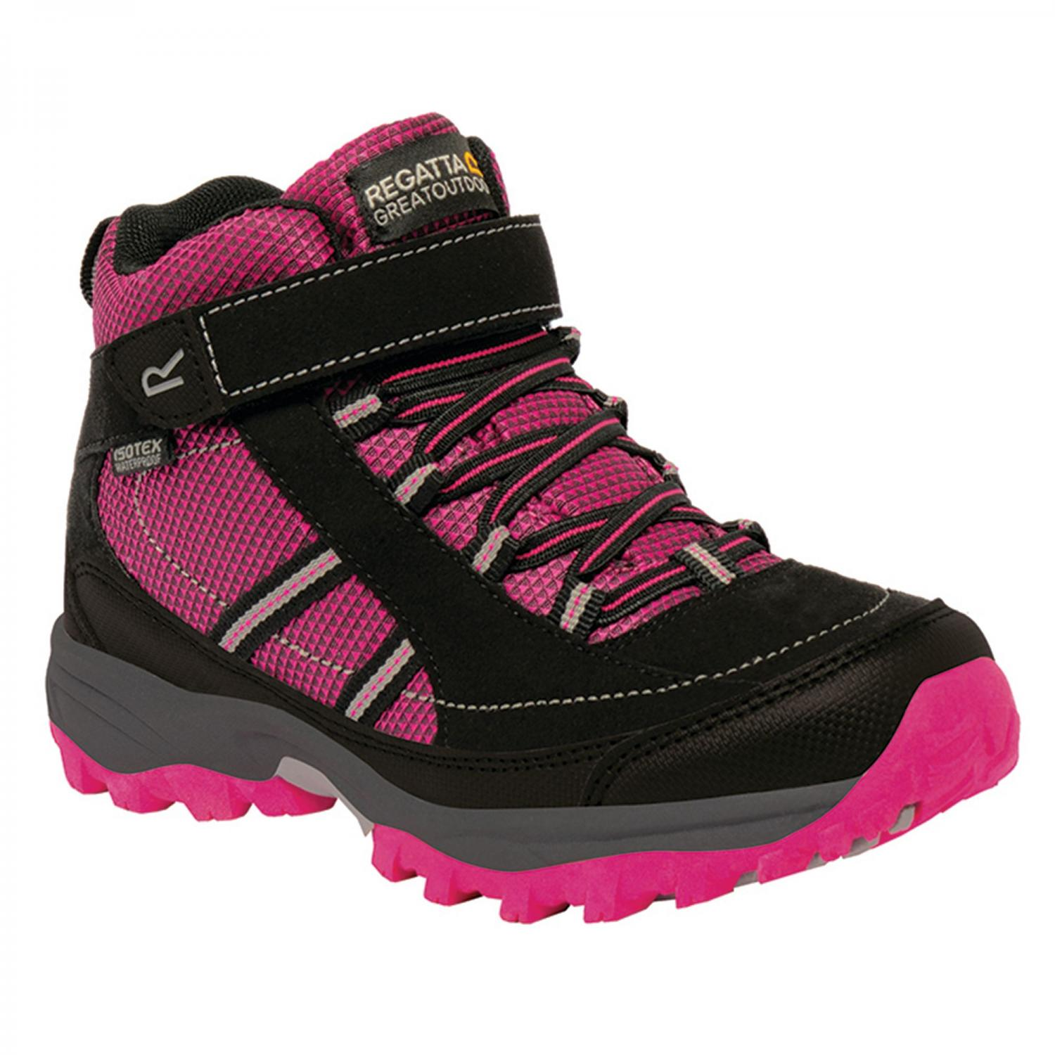 Trailspace II Mid Junior Walking Boot Jem Black