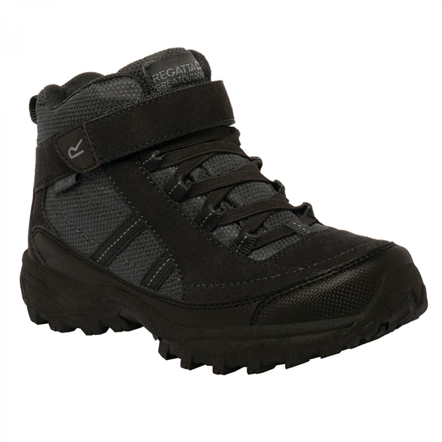 Trailspace II Mid Junior Walking Boot Black