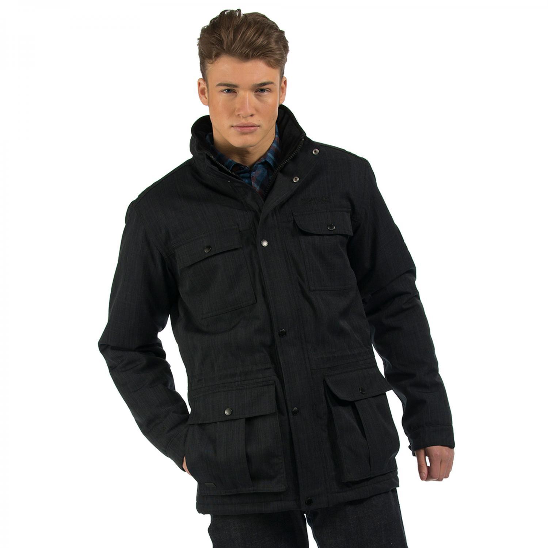 Ellingwood Jacket Black