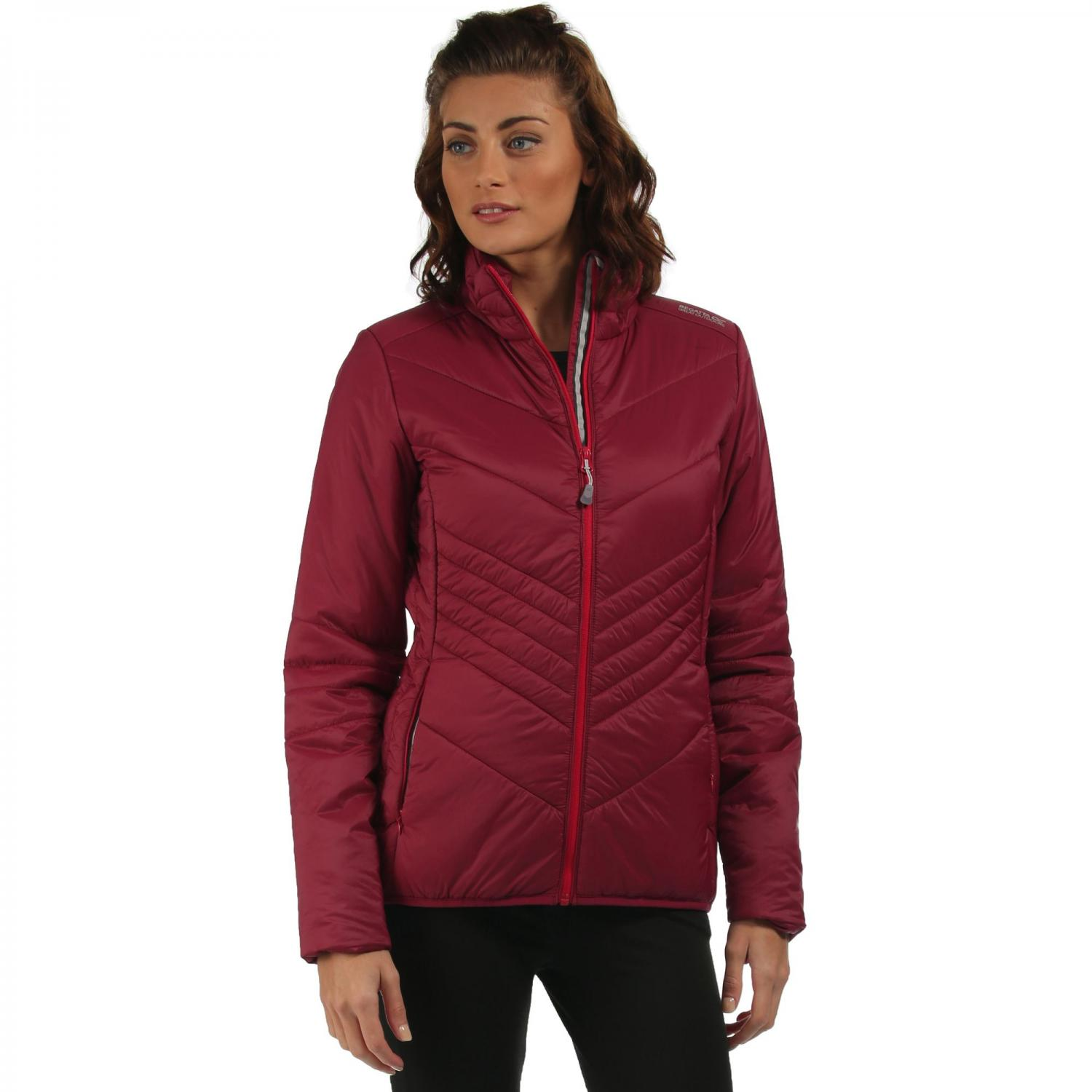 Womens Highfell II Jacket Beetroot
