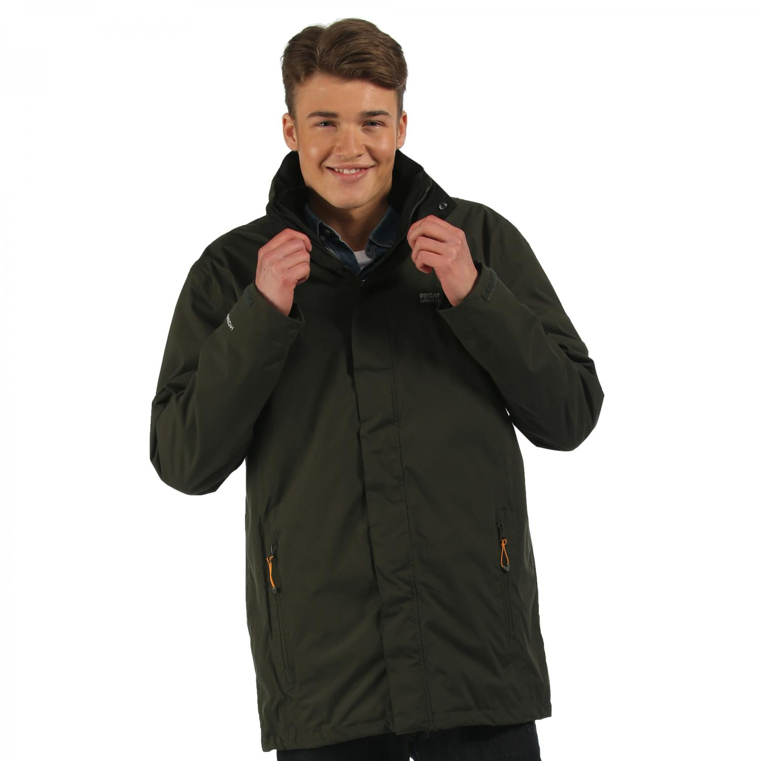 Telmar 3 in 1 Jacket Bayleaf Black
