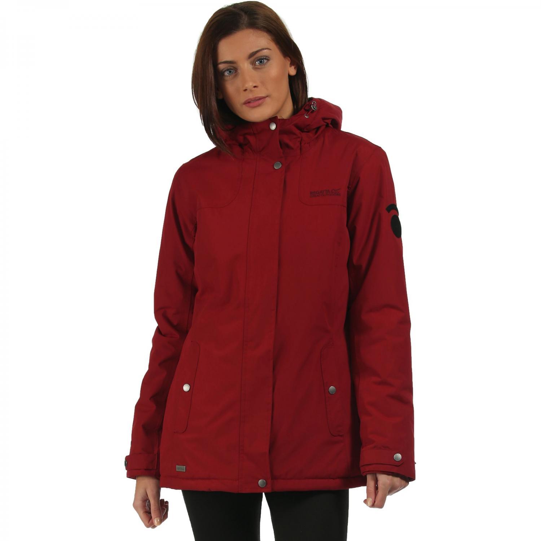 Brodiaea Jacket Rhubarb Red