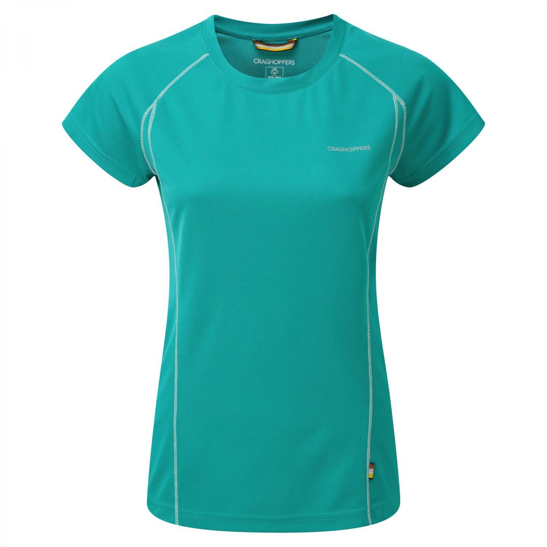 Vitalise Base TShirt Bright Turquoise
