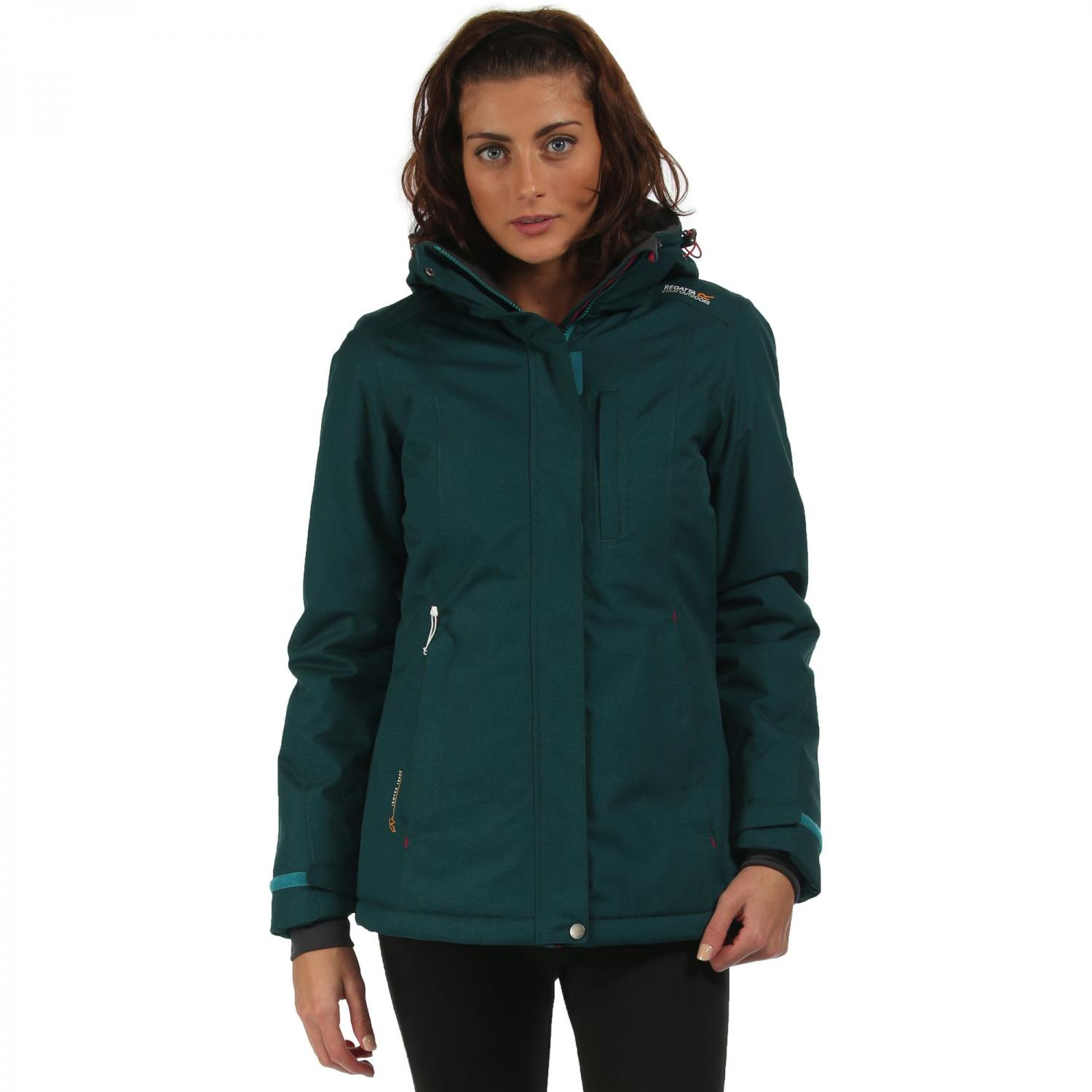 Womens Highside Jacket Deep Lake
