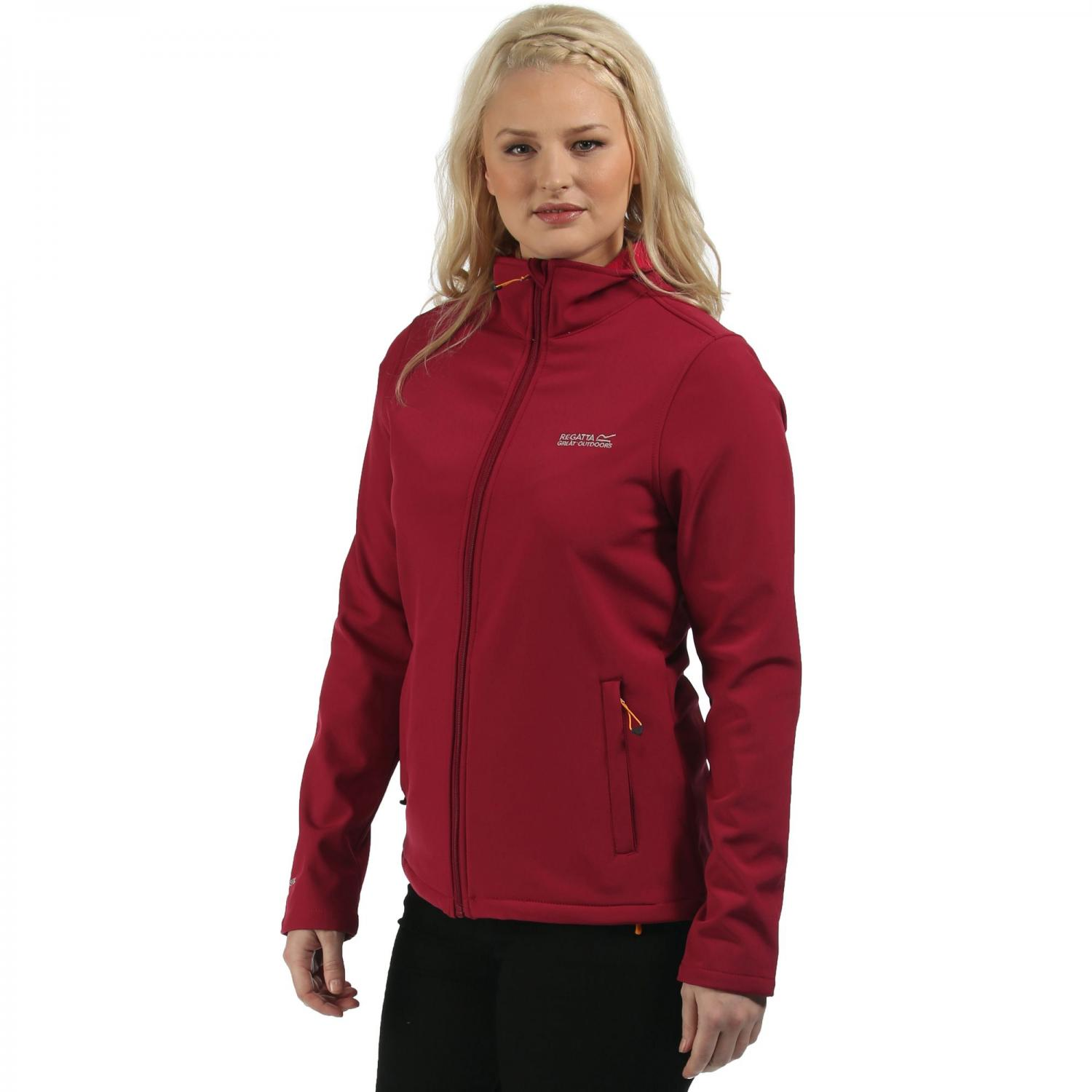 Connie III Softshell Jacket Beetroot Cerise
