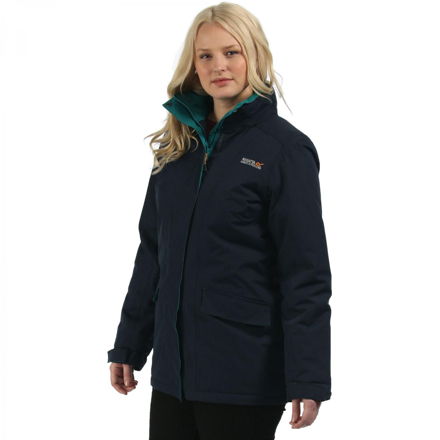 Blanchet Jacket Navy  Deep Lake