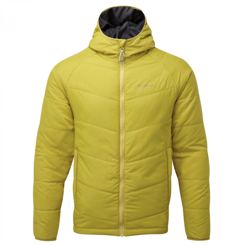 Compresslite Packaway Jacket Sulphur Yellow