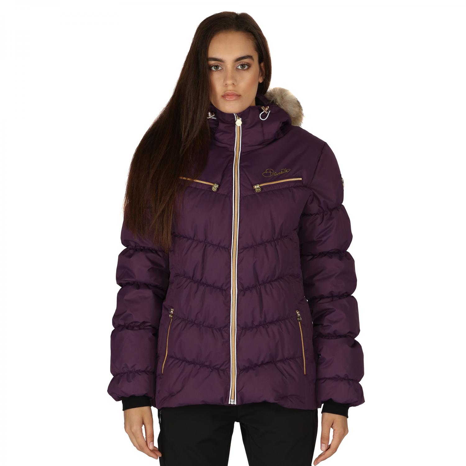 Refined II Ski Jacket Shadow Purple 298375422