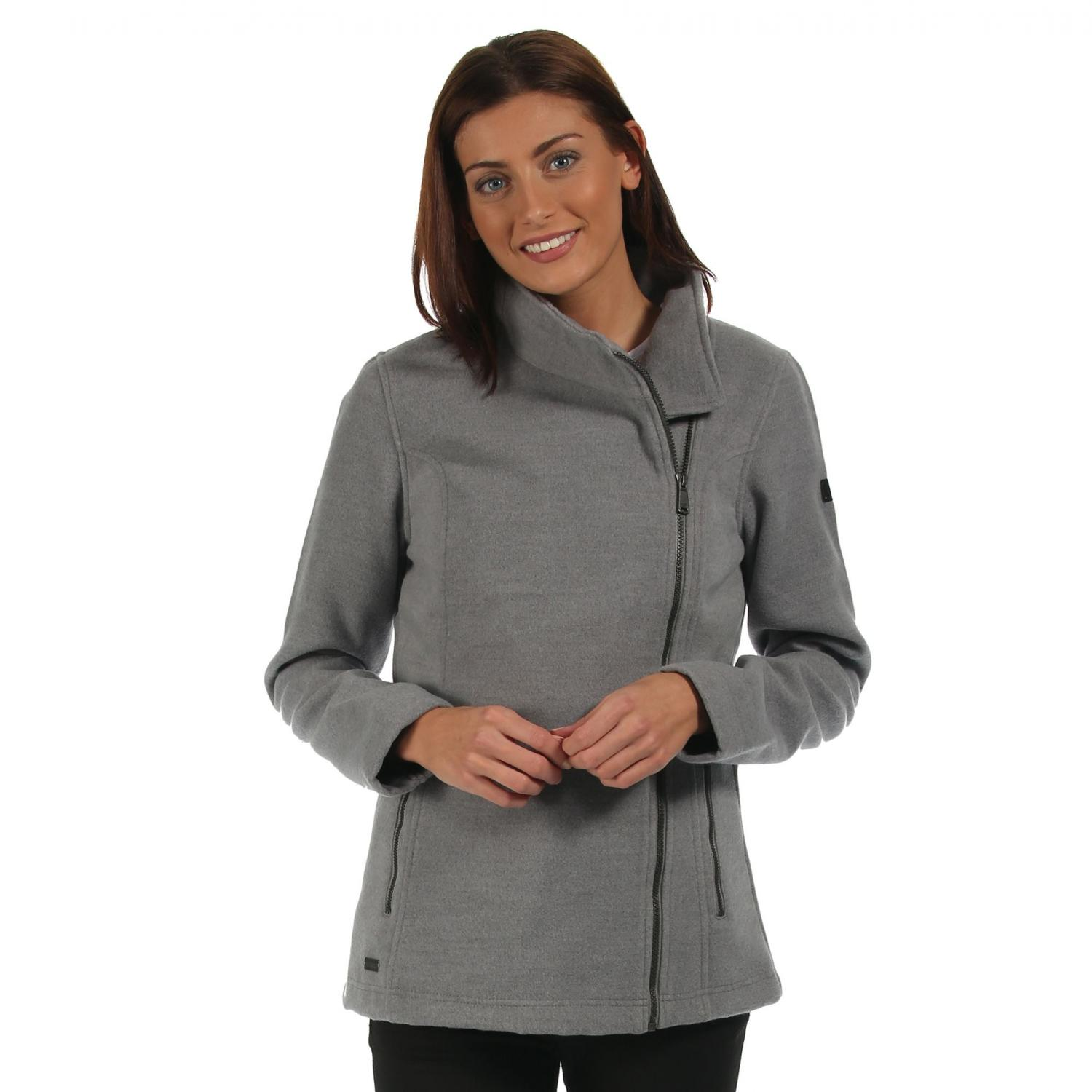 Raelynn Fleece Rock Grey