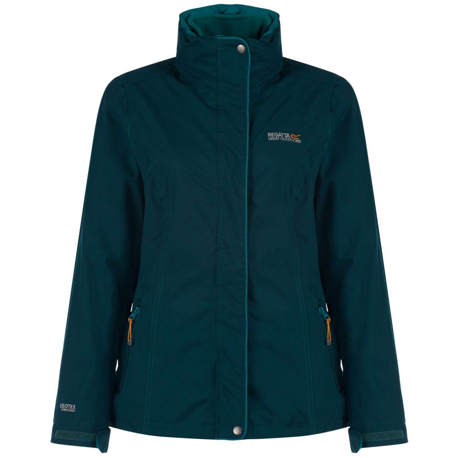 Cirro 3 in 1 Jacket Deep Teal Lake
