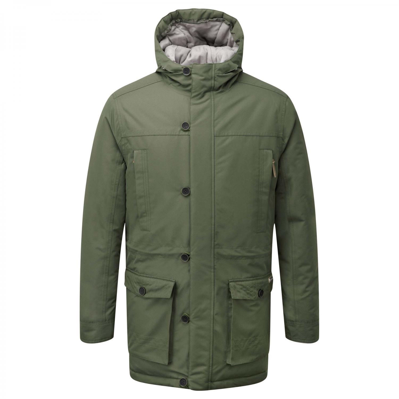 Finch Jacket Parka Green